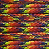 Paracord Planet Nylon 550lb Type III 7 Strand Paracord Made in the U.S.A. -Sunburst-