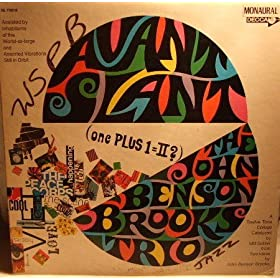 Avant Slant, a 12 Tone Collage Catalyzed By Milt Gabler, From Two Ideas By John Benson Brooks Trio