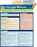 Chicago Manual Of Style Guidelines (Quick Study)