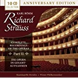 Strauss : Complete Recordings of the operas, Part II
