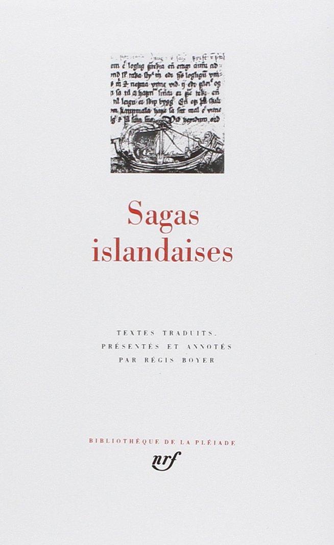 [Pléiade] Saga Islandaises