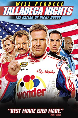 Talladega Nights: The Ballad of Ricky Bobby [Ultra HD]