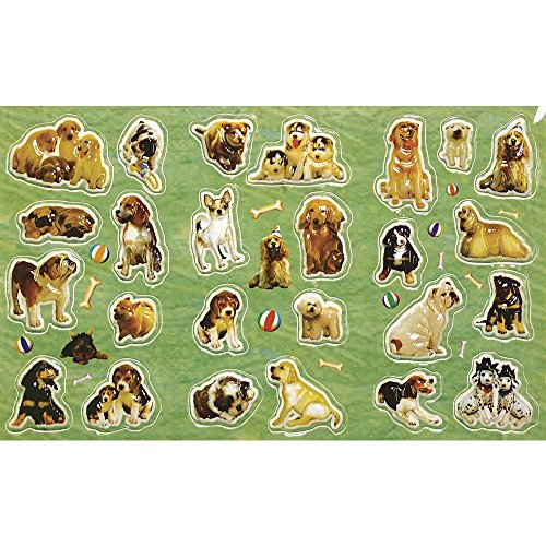 rayher 7853200 3d pop up stickers hunde sb btl karte 25 motive. Black Bedroom Furniture Sets. Home Design Ideas