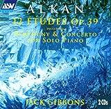echange, troc  - 12 Etudes, Concerto & Symphoni