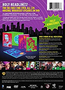 Batman: The Complete Television Series (DVD) from Warner Home Video