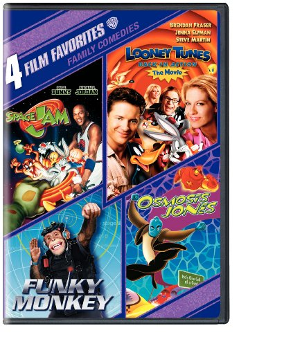 4 Film Favorites: Family Comedies (Funky Monkey,