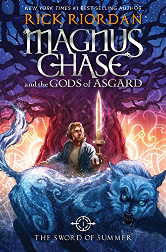 Magnus Chase and the Gods of Asgard, Book 1: The Sword of Summer [SIGNED]