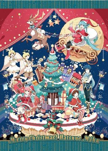 [初音ミク2012クリスマス限定] 初音ミク メモ帳(50枚綴り)