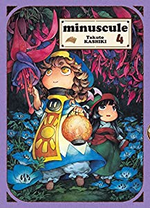 Minuscule Edition simple Tome 4