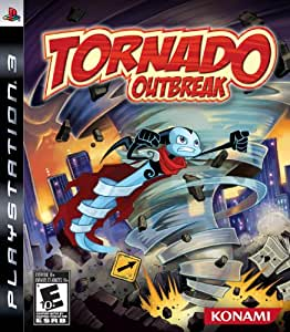 Tornado Outbreak - Playstation 3