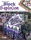 img - for By Cindy Casciato Block Explosion (Leisure Arts #3786) [Paperback] book / textbook / text book