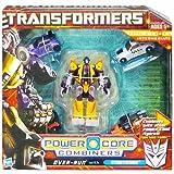 トランスフォーマー パワーコアコンバイナー オーバーラン with スタンティコン US版/TRANSFORMERS POWER CORE COMBINERS 5PK : OVER-RUN with STUNTICONS
