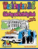 Washington D.C. Coloring & Activity Book (City Books) (City Activity Books)