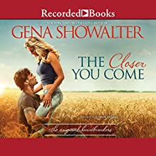 The Closer You Come: The Original Heartbreakers, Book 1 (       UNABRIDGED) by Gena Showalter Narrated by Savannah Richards