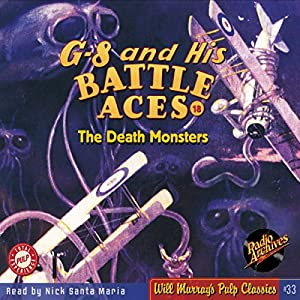 G-8 and His Battle Aces, #18 March 1935 Radio/TV Program