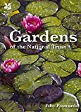 img - for Gardens of the National Trust Postcard Box book / textbook / text book