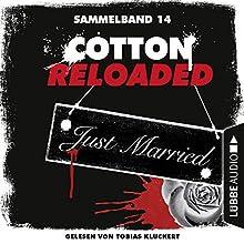 Cotton Reloaded: Sammelband 14 (Cotton Reloaded 40-42) Hörbuch von Linda Budinger, Nadine Buranaseda, Peter Mennigen Gesprochen von: Tobias Kluckert