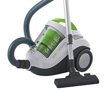 ariete 2788 eco power staubsauger beutellos hepa filter 1150 watt mit 2200 watt leistung. Black Bedroom Furniture Sets. Home Design Ideas