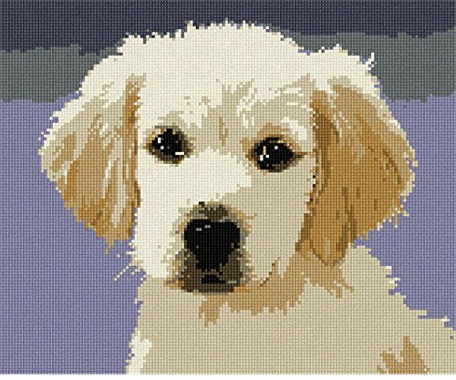 Puppy Needlepoint Kit