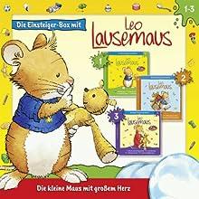 Leo Lausemaus Einsteiger-Box: Folge 1 -3 (       ungekürzt) von Maren Hargesheimer Gesprochen von: Sabine Kluckert, Cathlen Gawlich, Frank Arnold