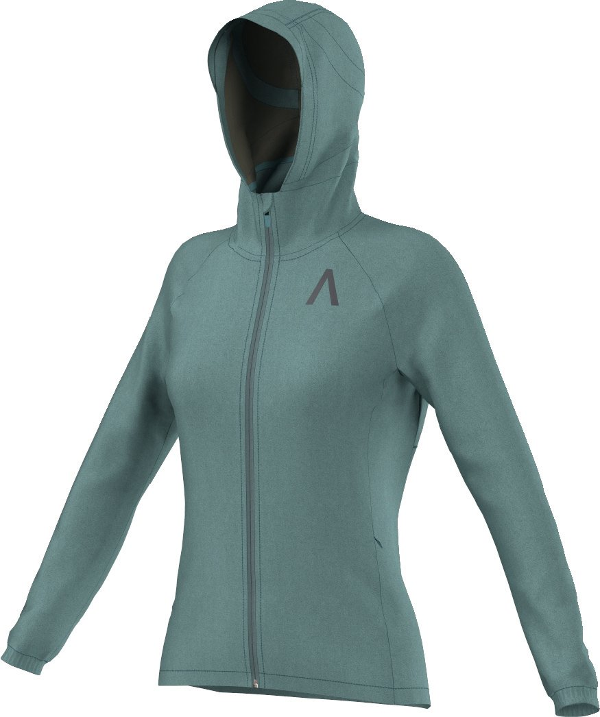 Adidas AKTIV JACKET W SOLRED/BLACK online kaufen