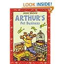 Arthur's Pet Business (An Arthur Adventure)