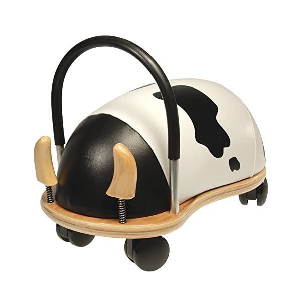 Prince Lionheart Wheely Bug, Cow, Large (Color: Cow, Tamaño: Large)