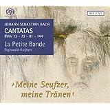 Bach: Kantaten BWV 13 / 73 / 81 / 144