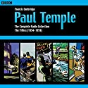 Paul Temple: The Complete Radio Collection: Volume Two: The Fifties Radio/TV Program by Francis Durbridge Narrated by Marjorie Westbury, Peter Coke
