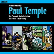 Paul Temple: The Complete Radio Collection: Volume Two: The Fifties | Francis Durbridge
