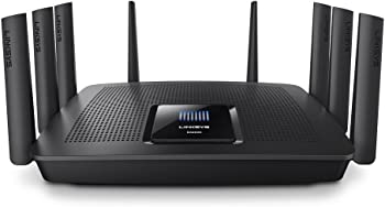 Linksys EA9500 Max-Stream Next Gen Tri-Band Wi-Fi Router
