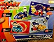 Roary the Racing Car 4 Jigsaw Puzzles in a Box (6, 8, 12 and 16 Pieces)