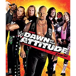 WWE: Dawn of the Attitude 1997 [Blu-ray]