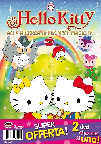 Hello Kitty Pack #01 (2 Dvd)
