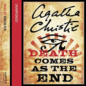 Death Comes As the End Audiobook
