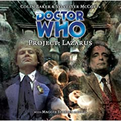 Project: Lazarus (Doctor Who) by Cavan Scott, Mark Wright, Colin Baker and Sylvester McCoy