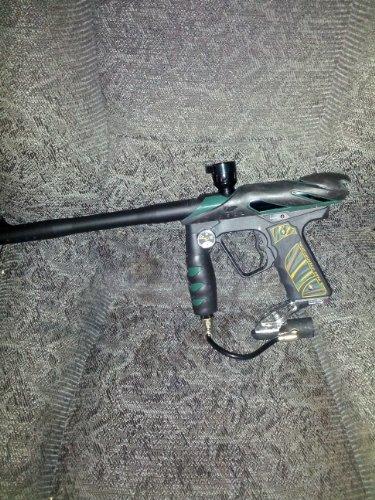 Smart Parts Ion Paintball Gun - Black