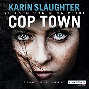Cop Town Hörbuch