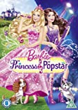 Barbie: The Princess and the Popstar [Region 2 DVD]