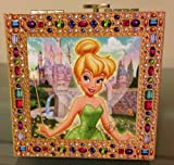 Disney Park Tinkerbell Musical Jewelry Box NEW Tinker Bell