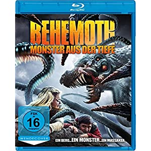 Behemoth - Monster aus der Tiefe [Blu-ray] [Import allemand]