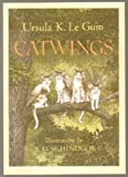 img - for Catwings, by Ursula K. Le Guin - Orchard Books Paperback 1988 Edition book / textbook / text book