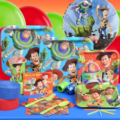 Toy Story Woody Party Supplies