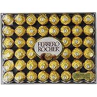 48-Count Ferrero Rocher Hazelnut Chocolates (Diamond Gift Box)