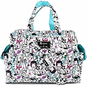 Ju-Ju-Be Be Prepared Diaper Bag with Tote Handles (TD Dreams) by Ju-ju-be