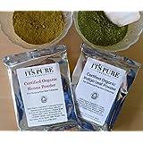 Natural Hair Dye - Organic Henna & Indigo Hair Colour 200g