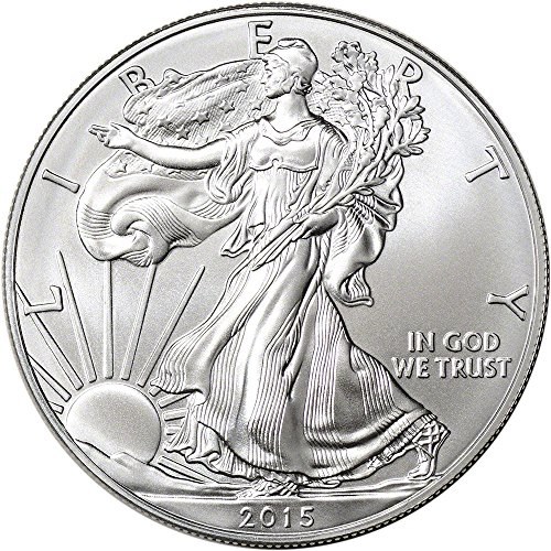 2015 American Silver Eagle BU U.S. Mint $1