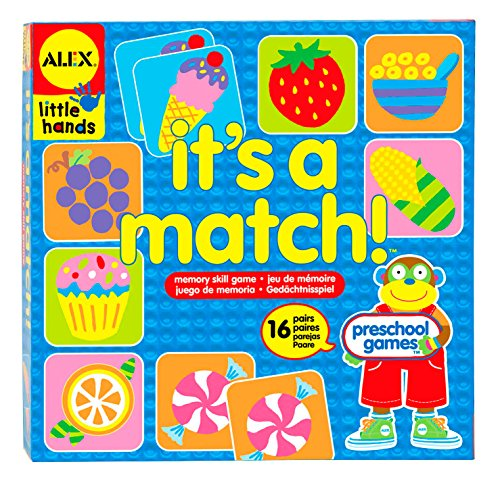 ALEX Toys Little Hands It's A Match