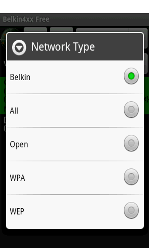 what does wps mean on my belkin router