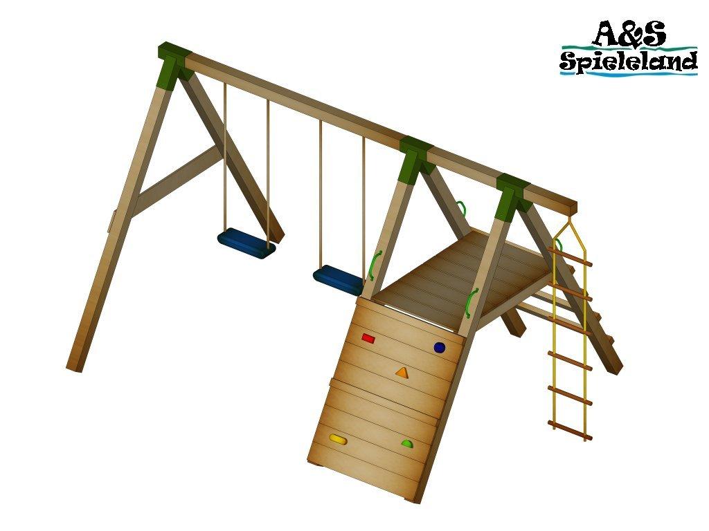 Spielturm JUNIOR 2.0 120cm Set 2 online bestellen